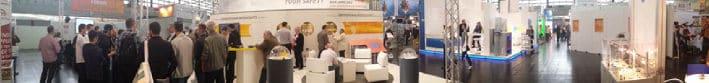 Messe Moderator, Presenter und Infotainer für Messen der Elektrotechnikbranche in Düsseldorf medica, München electronica, Stuttgart eltefa, Nürnberg, Frankfurt light+Building, Hamburg windnord, Berlin, Leipzig eltec