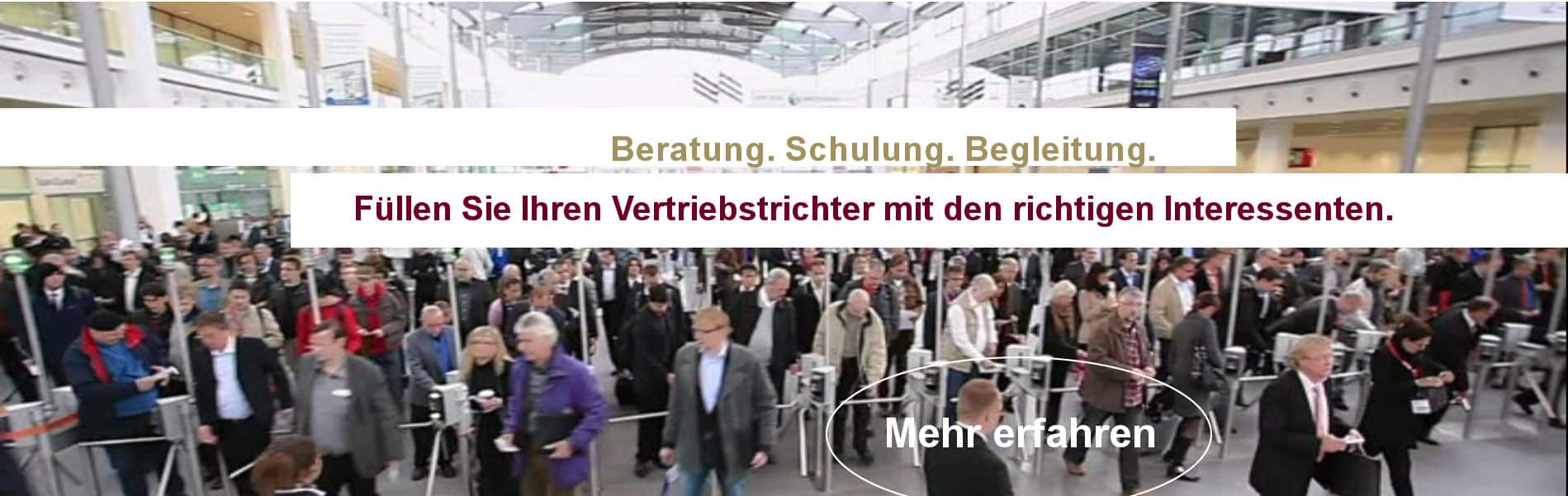 Messe Marketing Ideen