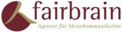 fairbrain.  Agentur für Messekommunikation