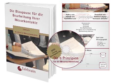 Messenachbereitung. Messe Lead Management für Aussteller