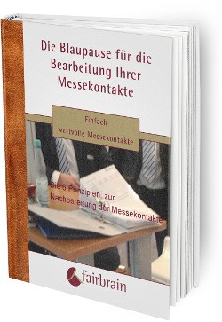 Agentur Messe Kommunikation und Messetraining.