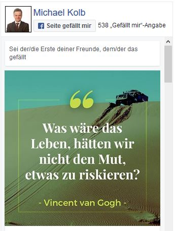 facebook fairbrain Messetraining